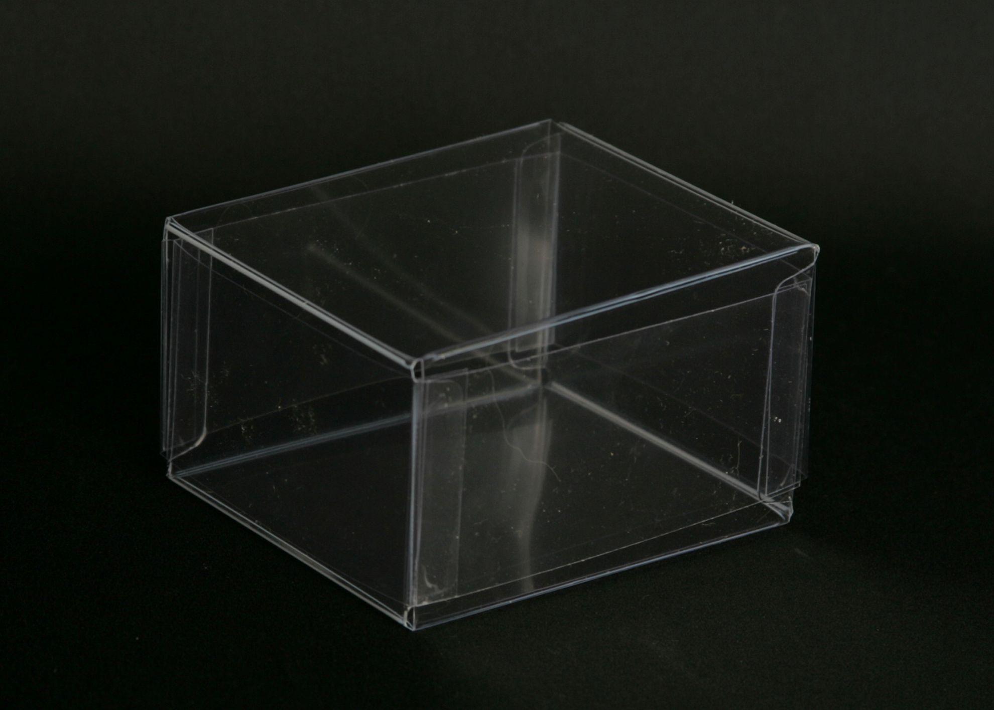 SCS-05, Two Piece Set-Up Box - Rectangular