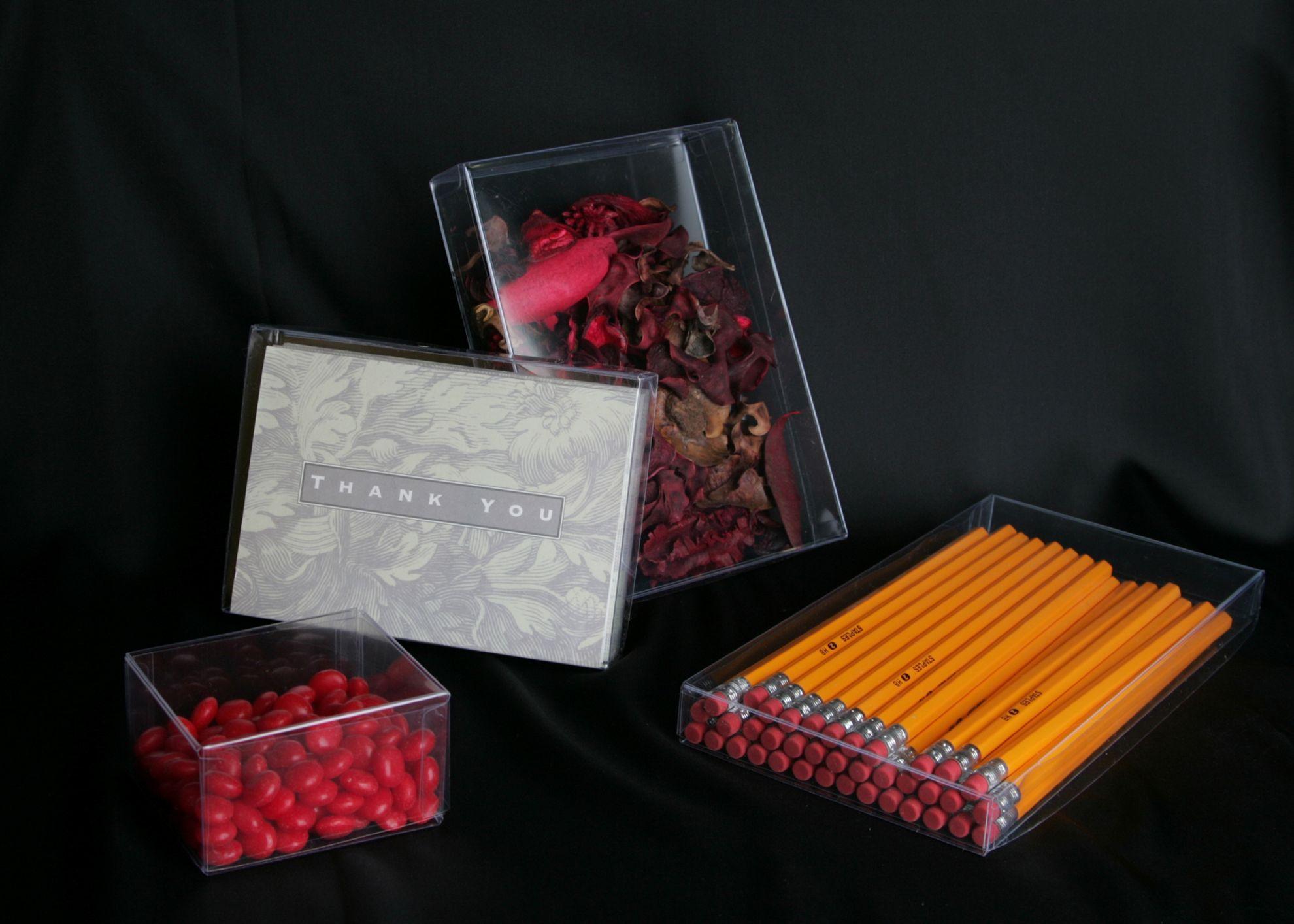 SCS-15, Two Piece Set-Up Box - Rectangular