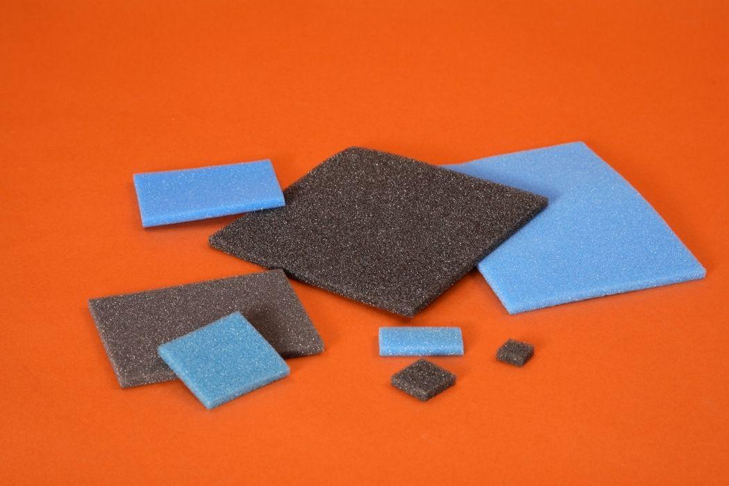 1316G, Polyester Foam Insert Fricton Fit Box
