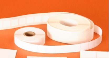 Picture of 3/4, Accessories - Blank Labels Self-Adhesive On Rolls