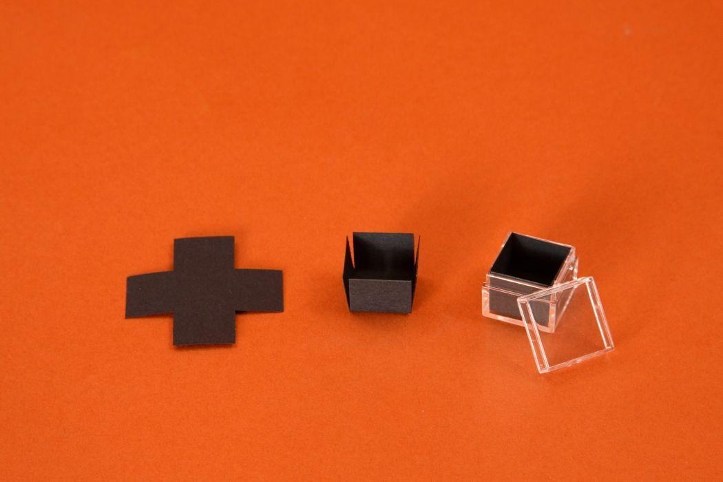 P-1BL, Accessories - Black Paper Liner for P-1 Box