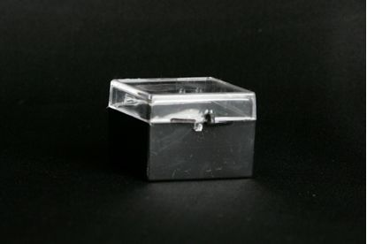 Picture of H-33AB, Black Base Plastic Box