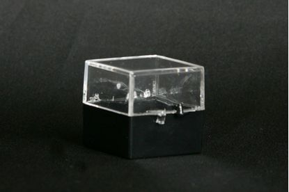 Picture of H-6R-2, Black Base Plastic Box