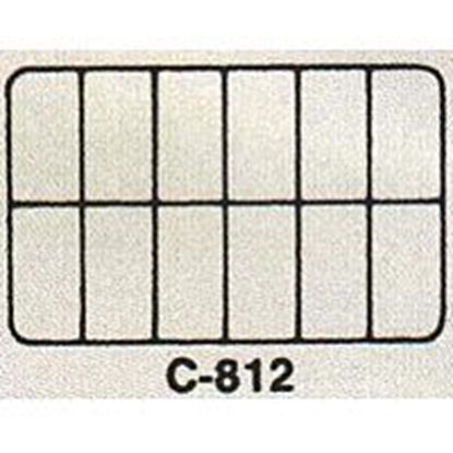 Picture of C-812, Overall Size 13 1/8 x 9 x 2 5/16