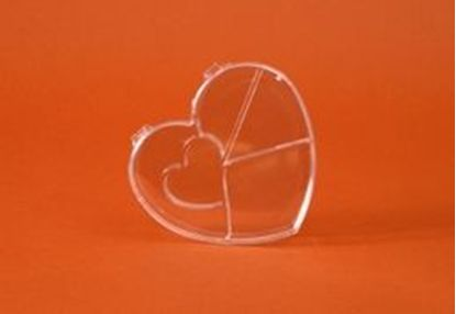 Picture of NSB-500 HEART, Novelty Storage Boxes