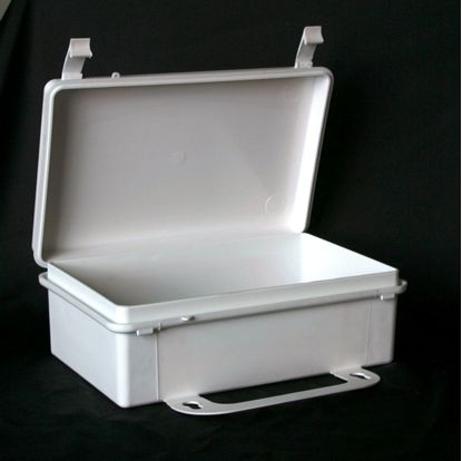 Picture of LH-6W, Living Hinge Box