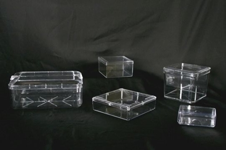 Larger Square and Rectangular Boxes