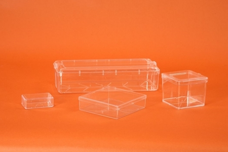 Smaller Square and Rectangular Boxes