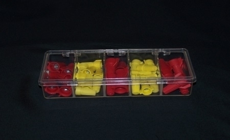 High Impact Compartmented Boxes