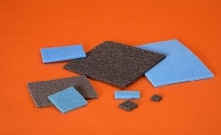 Polyester Foam Inserts Hinged Box