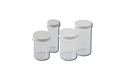 Picture of Container w/ Snap Cap 3 Dr, Snap Cap Vials