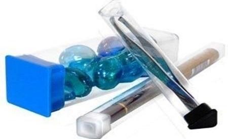 Plastic Jars and Vials
